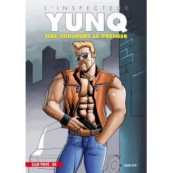 L'inspecteur YUNQ tire toujours le premier