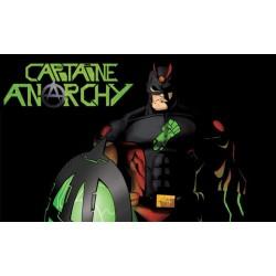 Capitaine Anarchy n°1 : Les insoumis de l'atome