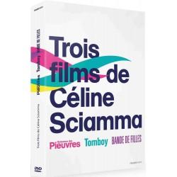 Coffret Trois films de Céline Sciamma : Naissance des pieuvres, Tomboy, Bande de filles