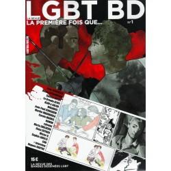 La revue LGBT BD n°1 : La première fois que...