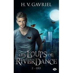 Les loups de Riverdance T.2 : Léo