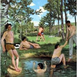 Fréderic Bazille, la jeunesse de l'Impressionnisme
