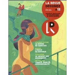 La revue dessinée T.12 Eté 2016