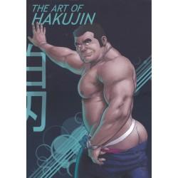 The art of Hakujin. Artbook