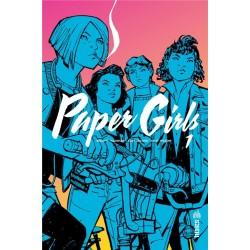 Paper Girls T.1