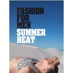Fashion for Men n°2 Summer Heat (Summer 2017)