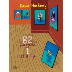 David Hockney: 82 Portraits And 1 Still-Life (en Anglais)