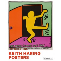 Keith Haring. Posters (en Anglais)