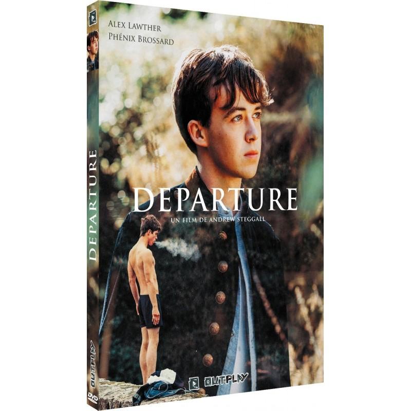 Departure (Collector : Digipack + livret)