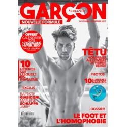Garçon Magazine n°12 (Calendrier 2018 offert)