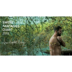Calendrier 2018 Sweet Fantasies Diary by Jean-Baptiste Huong