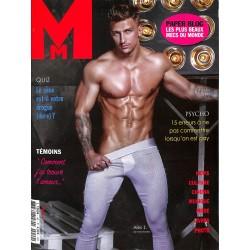 M Mensuel n° 49 (Hiver 2018)