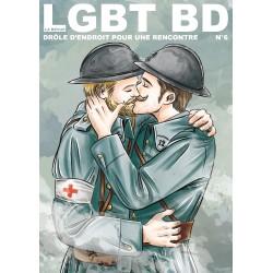 La revue LGBT BD n°6 :...
