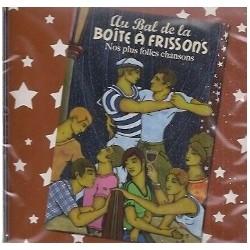 Au bal de la Boite à Frissons