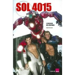 Sol 4015 - L'empereur des machines