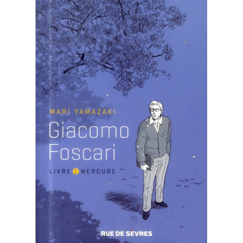 Giacomo Foscari T.1 : livre de mercure