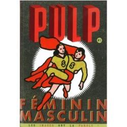 Revue Pulp T.1 : Féminin / Masculin