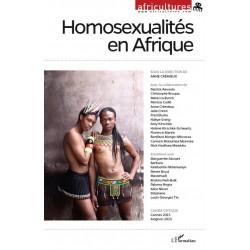 Revue Africultures. Homosexualités en Afrique