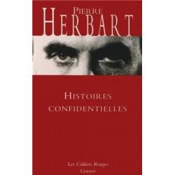 Histoires confidentielles (Préface Inédite De Jean-luc Moreau)