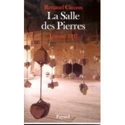 La Salle des Pierres : Journal 1995