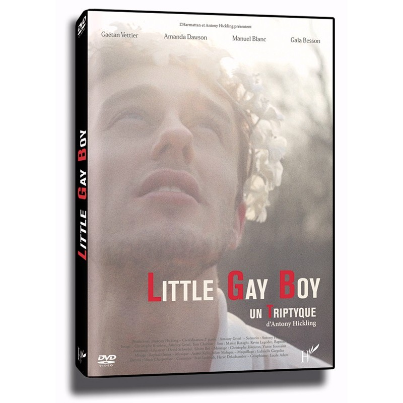 Little gay boy. Un triptyque