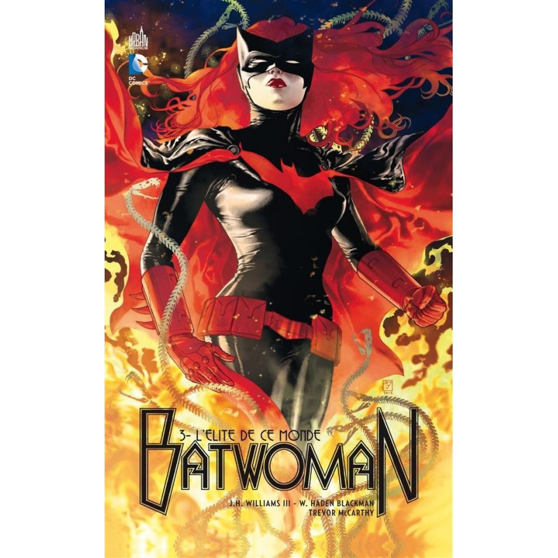 Batwoman T.3 : L'élite de ce monde