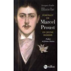Portrait de Marcel Proust en jeune homme