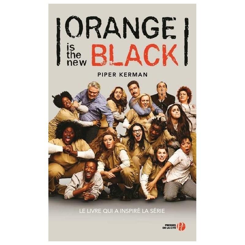 Orange is the new black. Le livre qui a inspiré la série