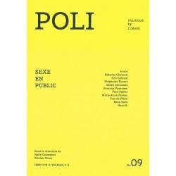 Revue Poli T.9 : Sexe en public
