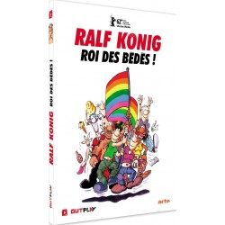 Ralf König. Roi des BéDés (Digipack collector - édition limitée)
