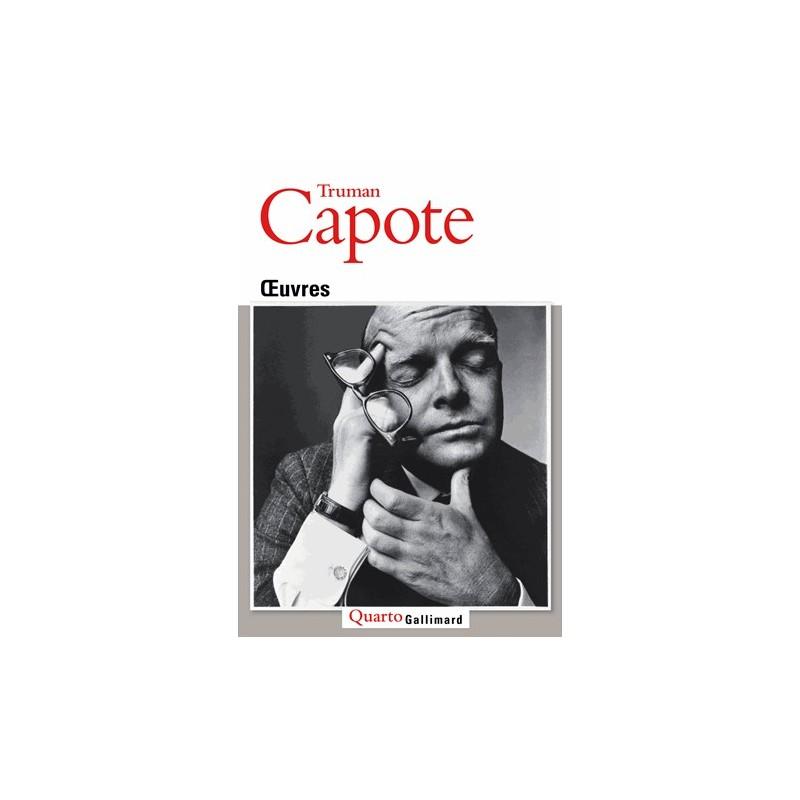 Truman Capote. Oeuvres