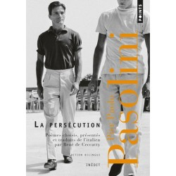 La persécution. Anthologie (1954-1970). Edition bilingue