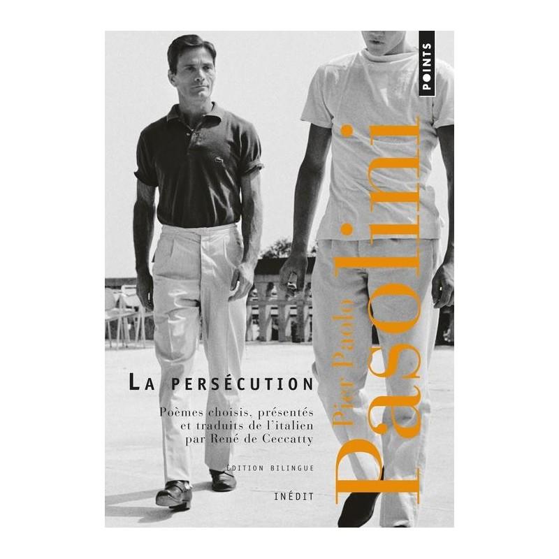 La persécution. Anthologie (1954-1970). Edition bilingue