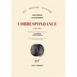 Correspondance (1944-1949) Jack Kerouac - Allen Ginsberg