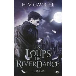 Les loups de Riverdance t.1 : Lucas