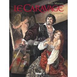 Le Caravage t.1, la palette et l'épée