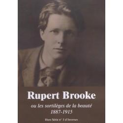 Rupert Brooke ou les sortilèges de la beauté 1887-1915