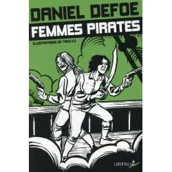 Femmes pirates (Edition illustrée bilingue Anglais-Français)