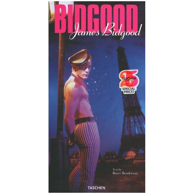 James Bidgood (Edition trilingue Français, Anglais, Allemand)