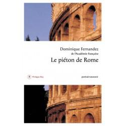 Le piéton de Rome. Portrait-souvenir
