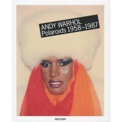 Andy Warhol. Polaroids 1958-1987 (allemand/ anglais/ français)