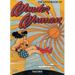 The little book of Wonder Woman (édition multilingue allemand/ anglais/ français)