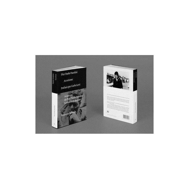 Accattone de Pier Paolo Pasolini. Scénario et dossier, 2 volumes