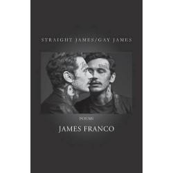 Straight James / Gay James : Poems (en anglais)