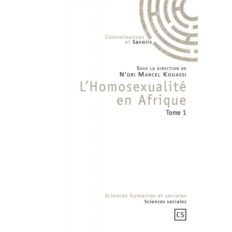 L'homosexualité en Afrique T.1