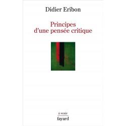 Principes d'une pensée critique