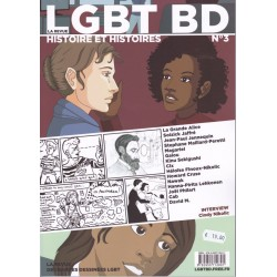 La revue LGBT BD n°3 : Histoire et histoires