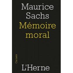 Mémoire moral