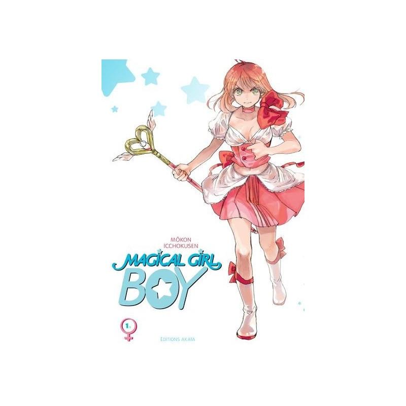 Magical Girl Boy T.1