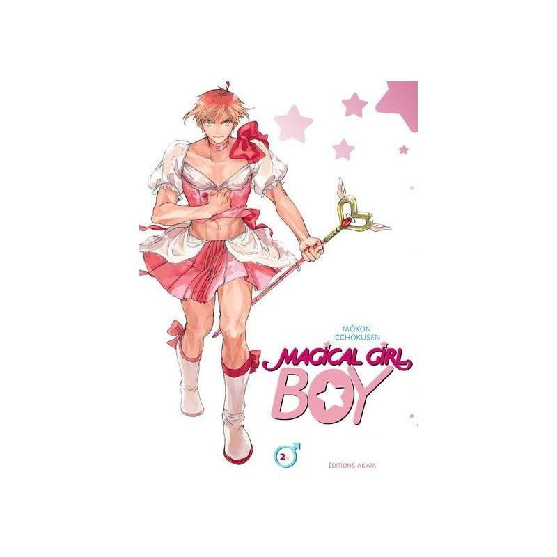 Magical Girl Boy T.2